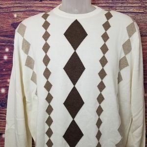 PERRY ELLIS SWEATER SIZE L, NEW WITH TAGS